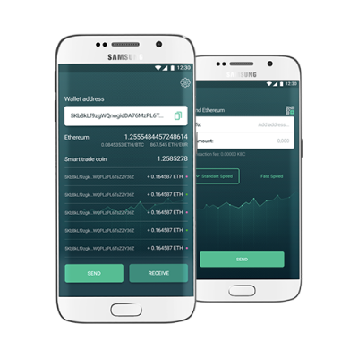 Billetera crypto para movil