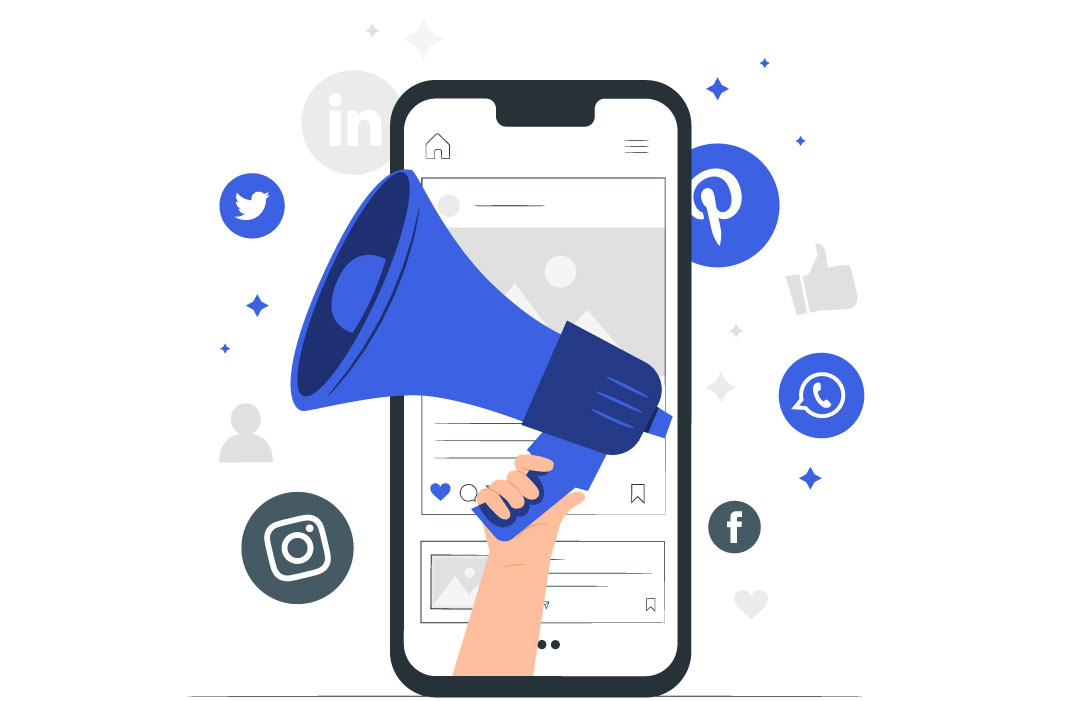 Social Media and Cryptocurrency. The Relationship Between Them