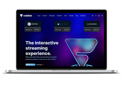 Vabble: How to Build a Strong Media Presence and Raise $1.1 M During a Private Round?