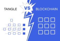 Blockchain vs Tangle: All You Need to Know About Them