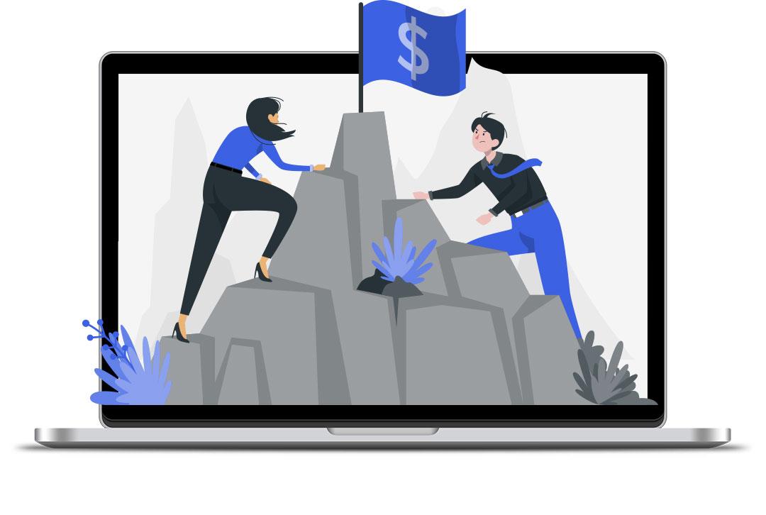 ¿Cómo adquirir 1500 nuevos usuarios y hacer que su moneda se dispare a través de la competencia comercial?