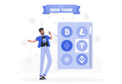 Top 5 Blockchain events in New York in 2021